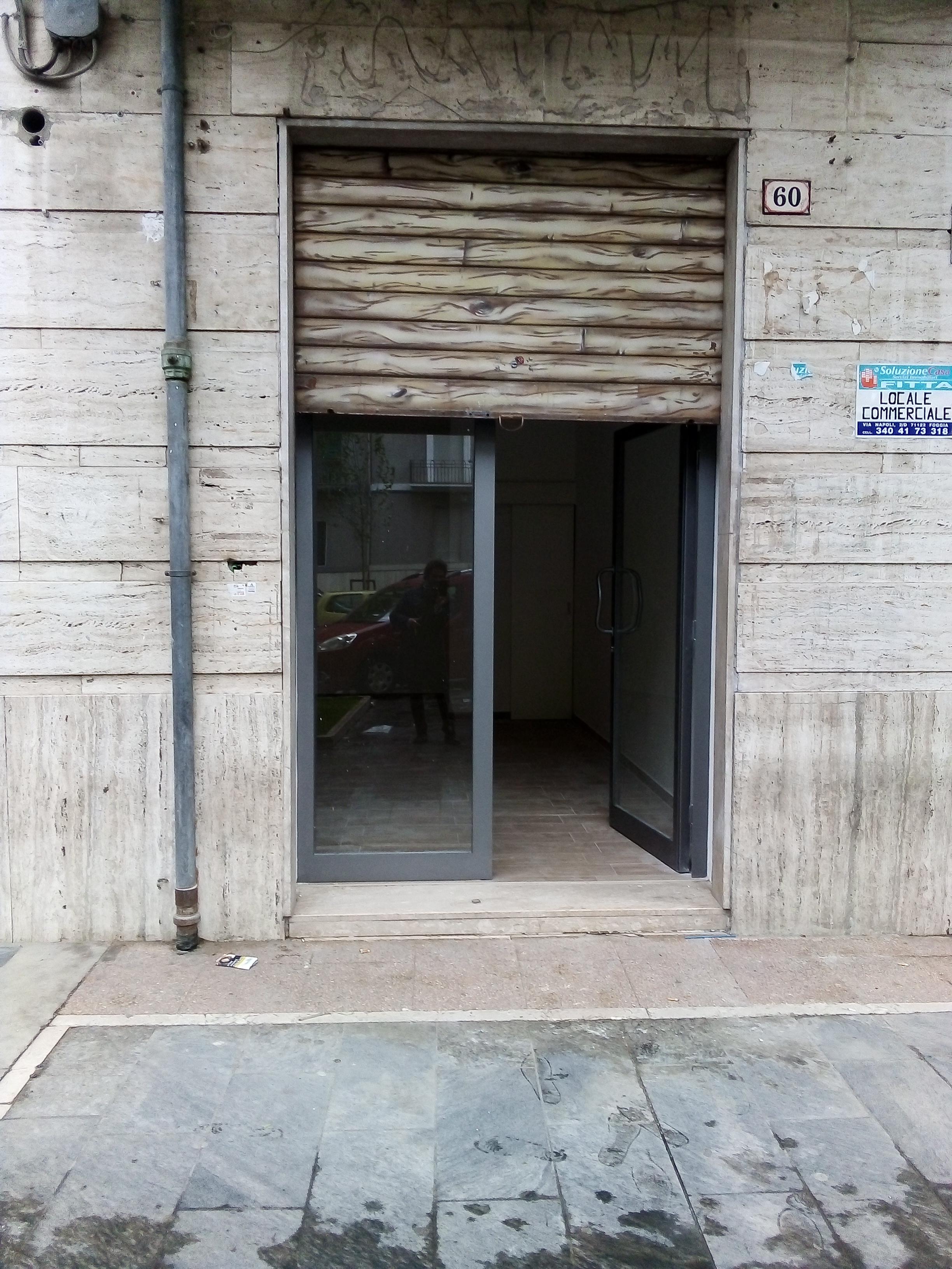 Corso Roma locale commerciale