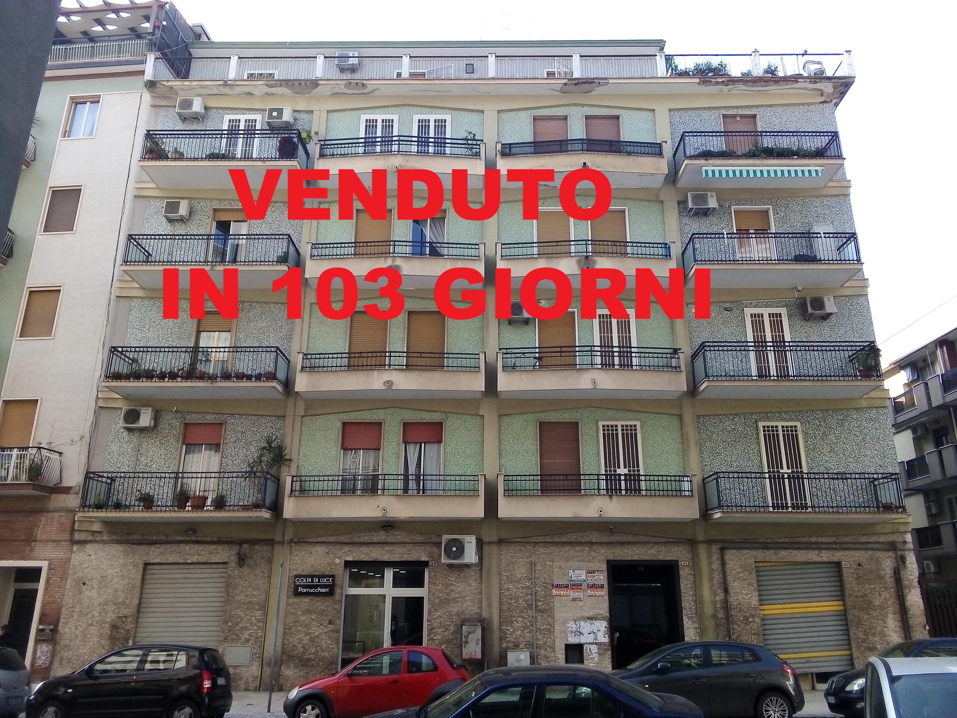 Appartamenti in vendita a Foggia-Via E. Masi (Zona S. Michele) 4 vani accessori